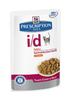 Hills`s Prescription Diet Feline i/d - Gastrointestinal Health - Lachs - 48 FB a 85 g Pouches für Katzen. Bild vergrö�ern