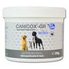 CANICOX GR ® 6x Dosen a 100x Kautabletten - die Dose kostet 33,30 € Kautabletten - Dosen im NEUEN Design. Bild vergrö�ern