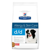 Prescription Diet Canine d/d Lachs & Reis 12 kg - Allergy & Skin Care - SONDERPREIS statt 74,00 € pro Sack. Bild vergrö�ern