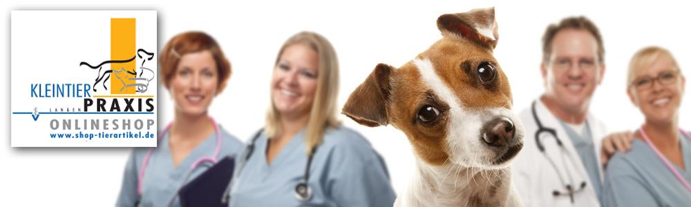 Shop-Tierartikel - Onlineshop der Kleintierpraxis Langen.
